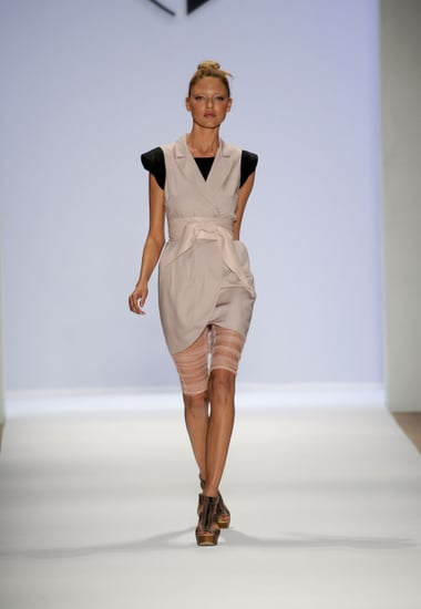 New York Fashion Week: Charlotte Ronson Spring 2010