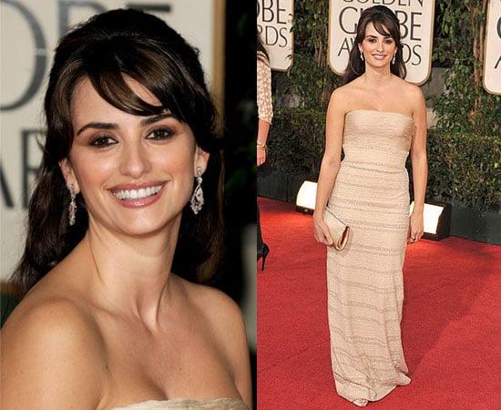 Golden Globe Awards: Penelope Cruz