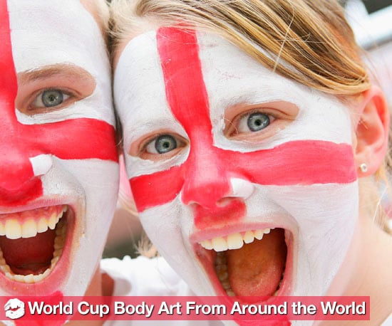 World Cup Fan Pictures