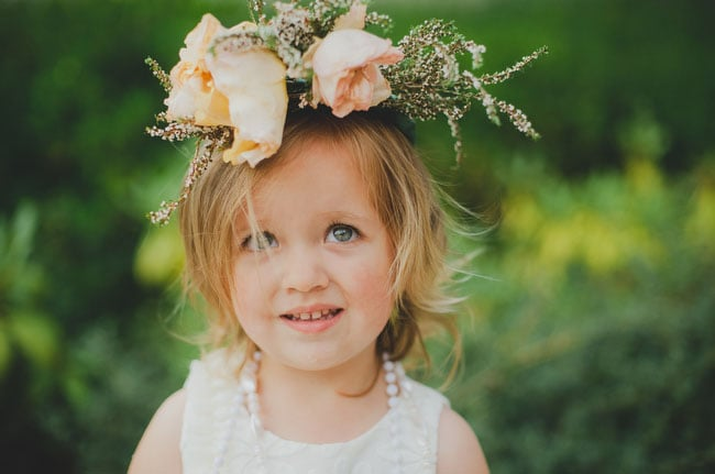And For the Flower Girl