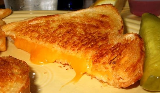 The Great Grilled Cheese