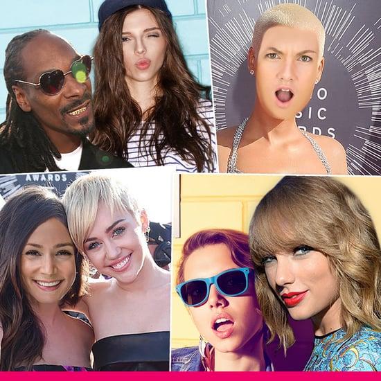POPSUGAR Selfie VMAs Highlights