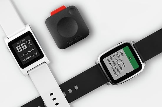 Pebble's Back With Two New Smartwatches And One Weird Cube