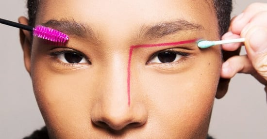 Exactly Where You Should Be Applying Concealer: An Infographic