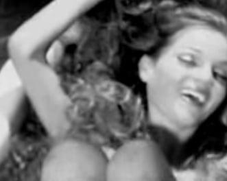 The City's Allie Crandell Stars in Diesel's Hair Bath Short Flick