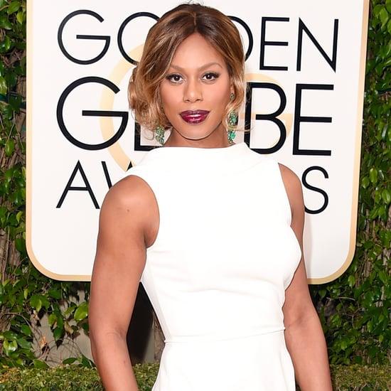 Orange Is the New Black Cast at Golden Globes 2016
