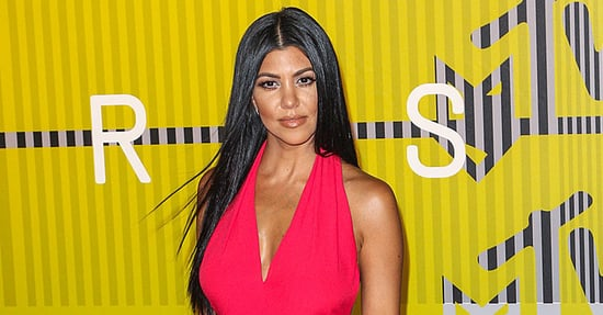 Here's What Kourtney Kardashian Eats Before and After Her Workout