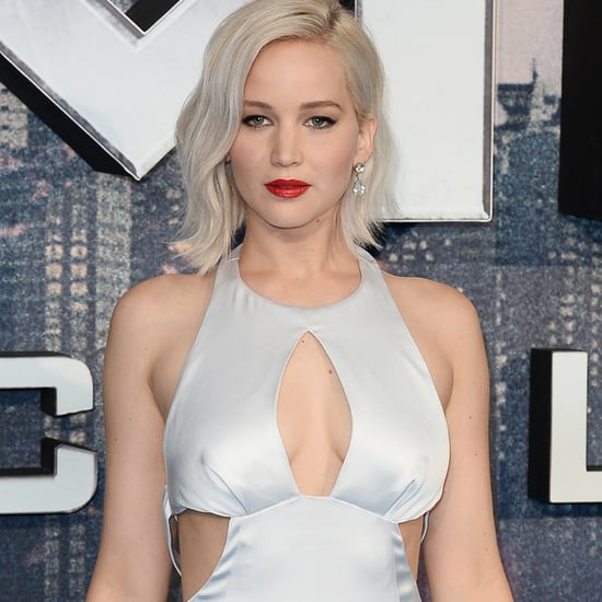 Jennifer Lawrence X-Men Apocalypse Red Carpet Style