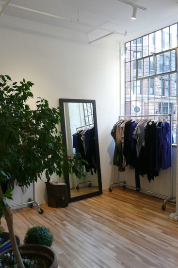 First Look: Zero + Maria Cornejo Opens New Flagship