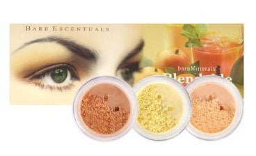 New Product Alert: Fruit Smoothie Glimpses Blendable Eye Collection by Bare Escentuals