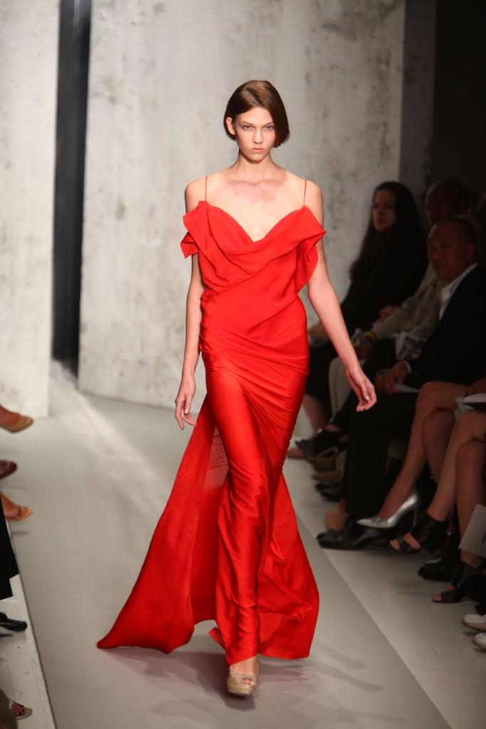 2010 Spring New York Fashion Week: Donna Karan Gallery