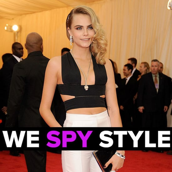 Celebrity Fashion Highlights at the Met Gala 2014   Video