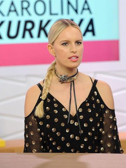 Model Karolina Kurkova Doesn't Like the Term 'Plus-Size': 'I Just Think They're Beautiful, Curvy Women'