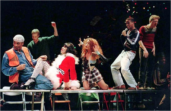 Did You Ever See Rent on Broadway?