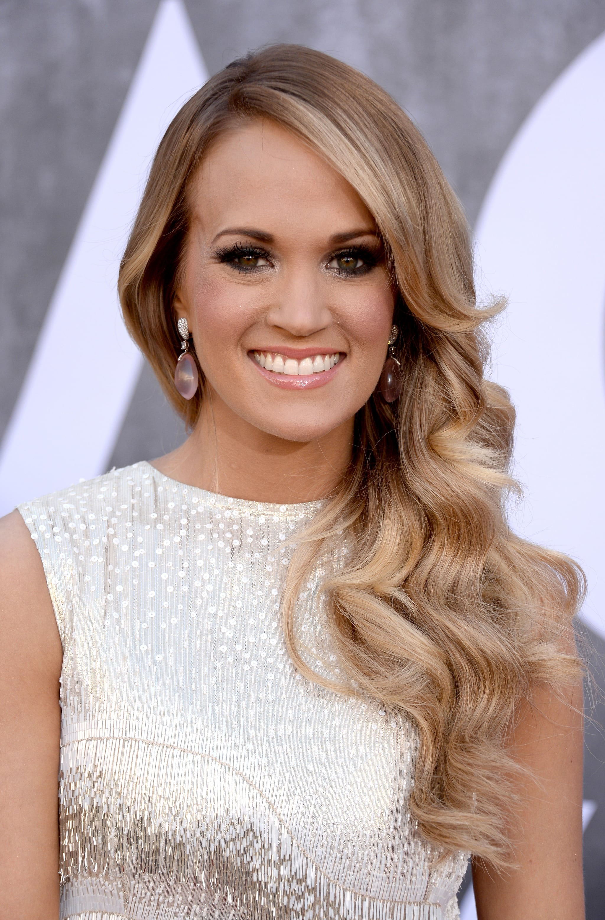 Carrie Underwood at the ACMs
