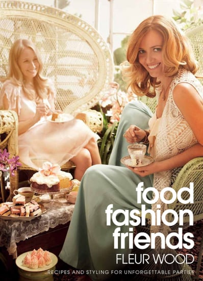 Fleur Wood Publishes New Book Titled Food, Fashion, Friends