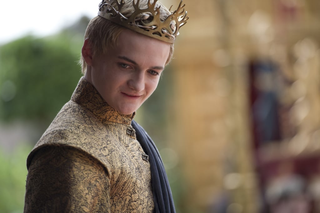 Joffrey Baratheon, Played by Jack Gleeson