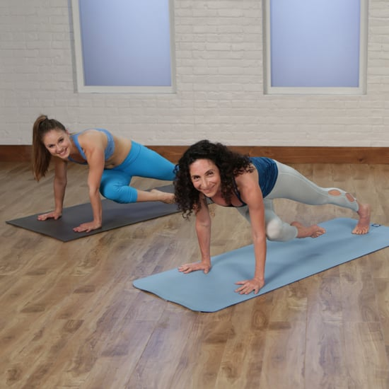 How to Do Down Dog Ab Yoga Pose