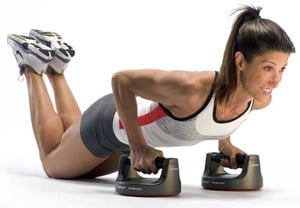 Get in Gear:  The Perfect Pushup