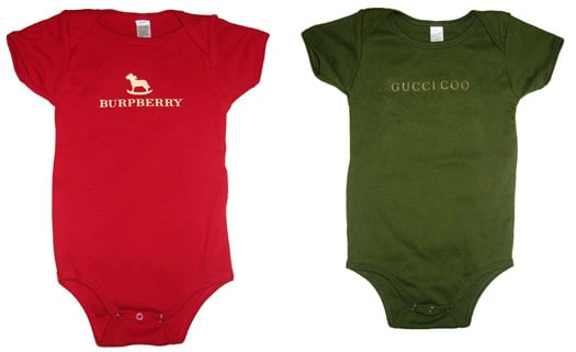 Trendtotting: Knock Off Baby Couture