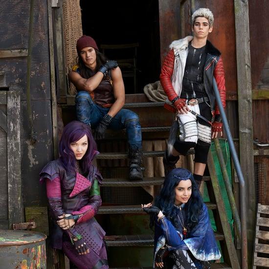 Descendants Picture of Disney Villains' Kids