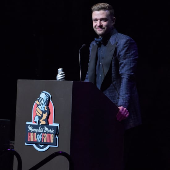 Justin Timberlake Hall of Fame Induction Speech