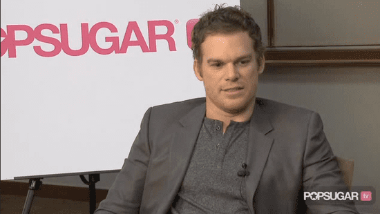 Michael C. Hall Interview For Dexter Season Five at the Summer TCA