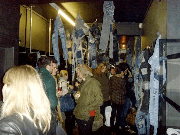 Cheap Monday Custom Jeans Tour Hits New York