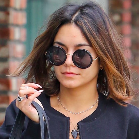 Vanessa Hudgens With Bronze Hair | Summer 2016