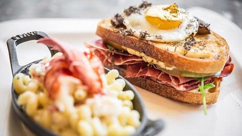 Chicago Restaurant Debuts $100 Grilled Cheese Sandwich