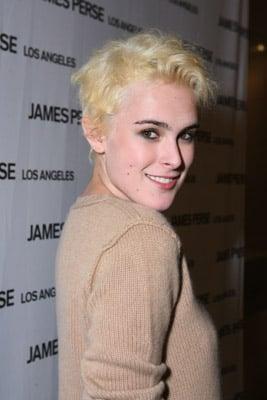Love It or Hate It? Rumer Willis Goes Blonde. Very Blonde.