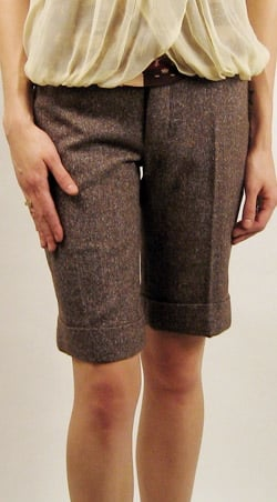 Trend Alert: Winter Shorts