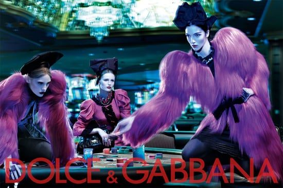 Fab Ad: Dolce and Gabbana Women's Fall '09