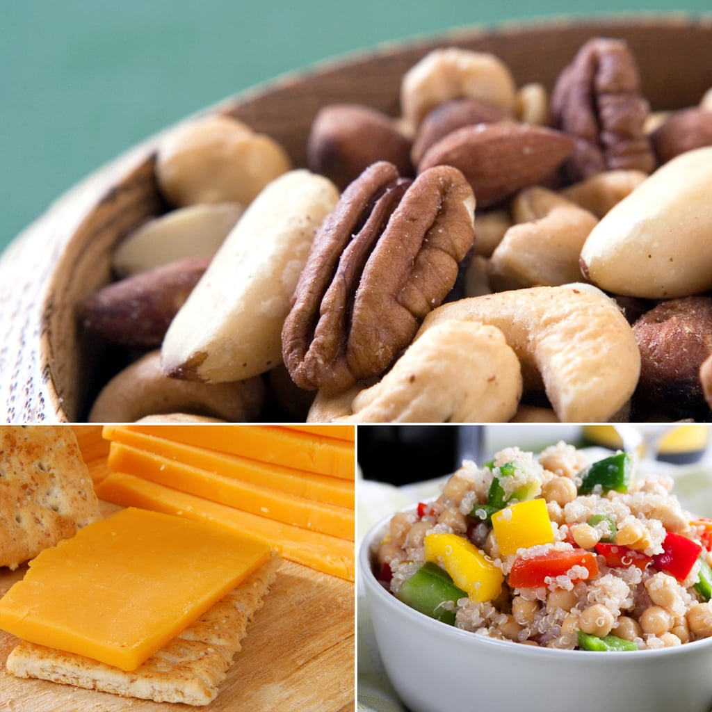 High-Calorie Foods That Are Healthy For You - POPSUGAR Fitness