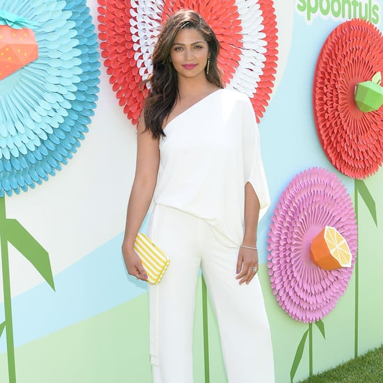 Camila Alves Food Interview July 2016
