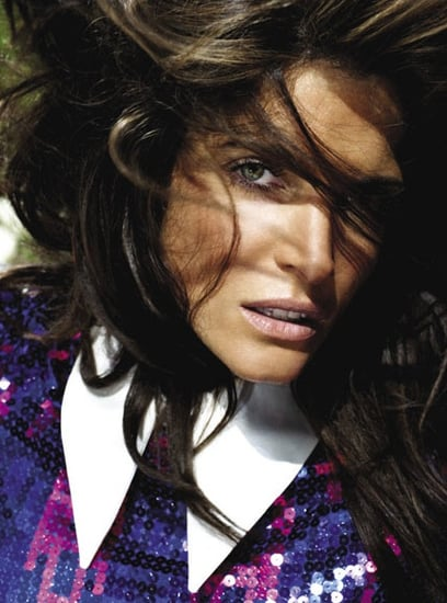 Fab Flash: Stephanie Seymour Is a Force to Be Reckoned With