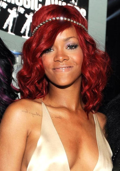 That Time Rihanna Wore a Microwaved Wig to the VMAs