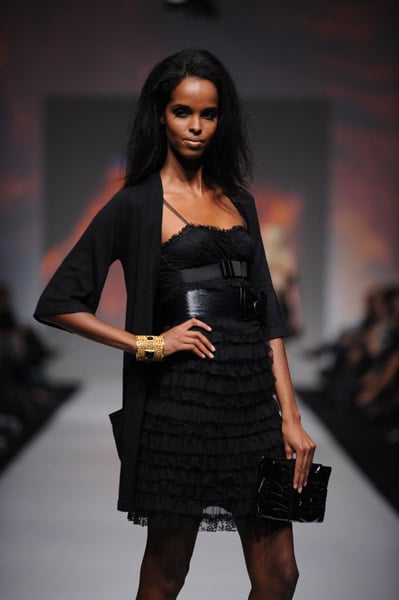 L'Oreal Toronto Fashion Week: Mango Spring 2009