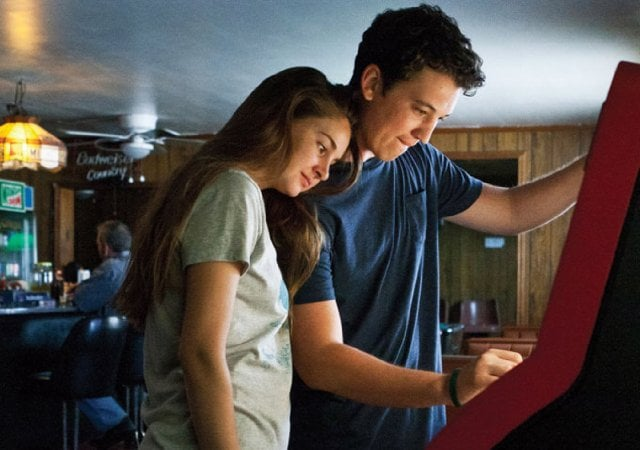 The Spectacular Now  Who's starring: Miles Teller and Shailene Woodley What it's about: A popular high school kid (Teller) known for partying falls for the smart girl-next-door (Woodley). Why it made a splash: Teller and Woodley's roles in this indie drama earned them lots of praise back at Sundance, and the movie in general got lots of good reviews, plus the Festival's Special Jury Award for its acting.  When it opens: Aug. 2  Source: A24