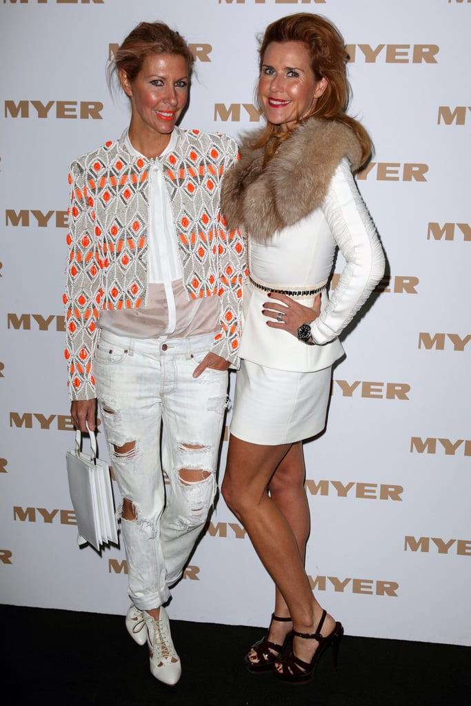 Heidi Middleton at the 2014 Myer Spring/Summer Launch