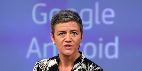 Google Could Face Fines For Squeezing Out Rivals In Europe