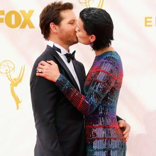 Hollywood Couples Snuggle Up at the Emmy Awards