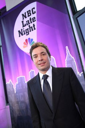 Jimmy Fallon Starts Webisodes to Prepare to Host Late Night