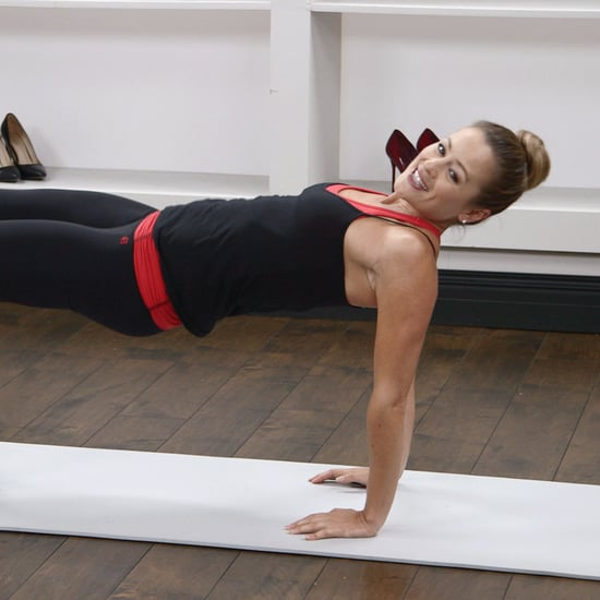 Full-Body Workout For Your Little Black Dress