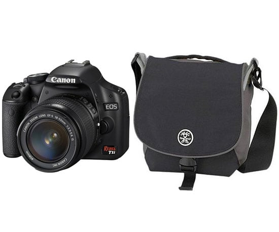 Canon T1i and Crumpler Case