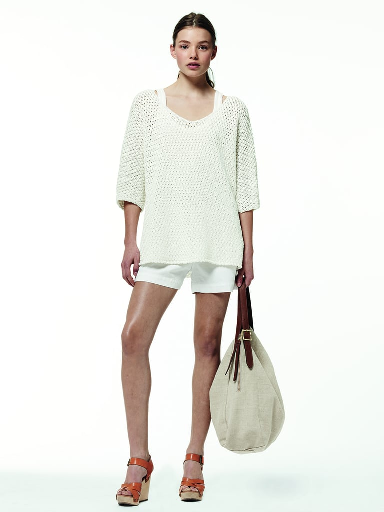 This open-weave top is on our list of Summer musts.