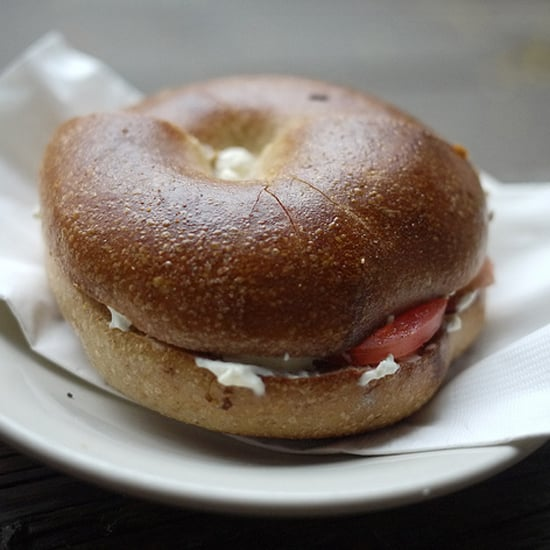 How to Order a Healthy Bagel