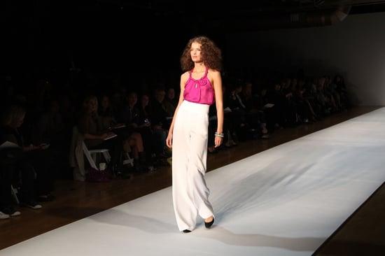 New York Fashion Week: Luca Luca Spring 2010
