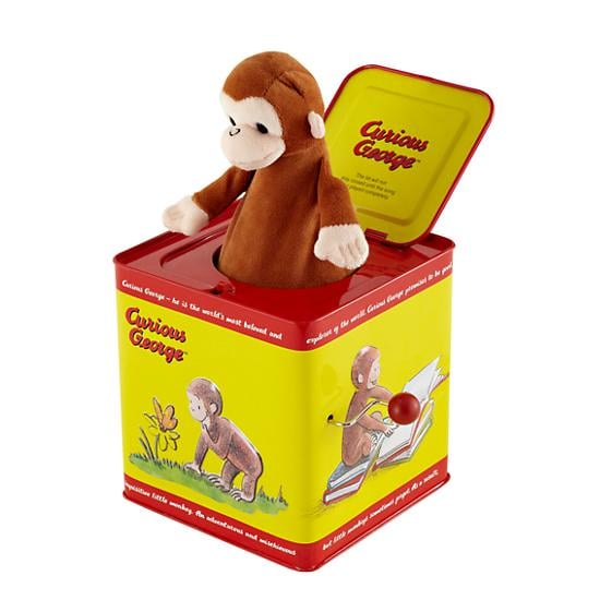 Curious George in the Box