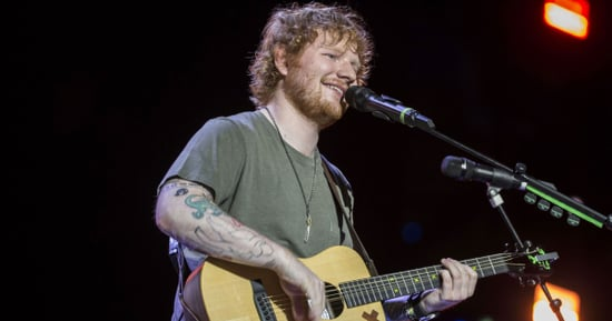 Ed Sheeran Sued for Copying 'Photograph'